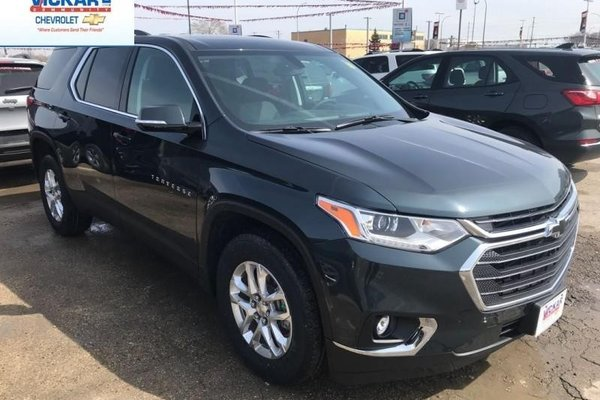 2018 Chevrolet Traverse LT  - $270.41 B/W