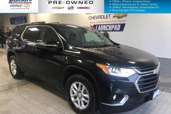 2018 Chevrolet Traverse LT  - $271.94 B/W