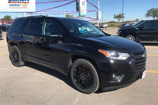 2019 Chevrolet Traverse Premier  - $347.00 B/W