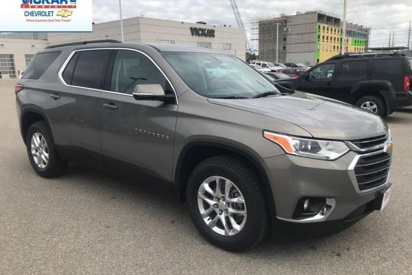 New 2019 Chevrolet Traverse LT - $279.50 B/W Pepperdust for sale - $44890.0 | #KT3839 | Vickar ...