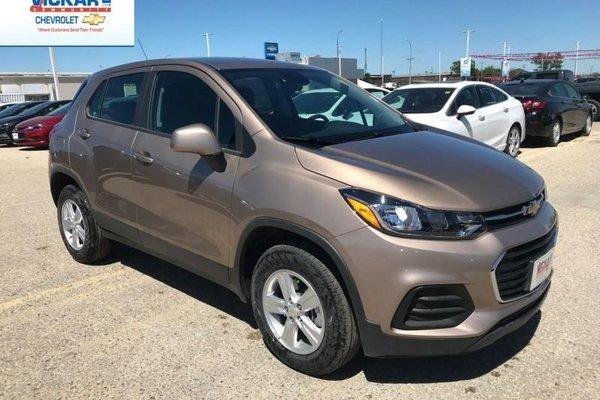 2018 Chevrolet Trax LS  - $156.76 B/W