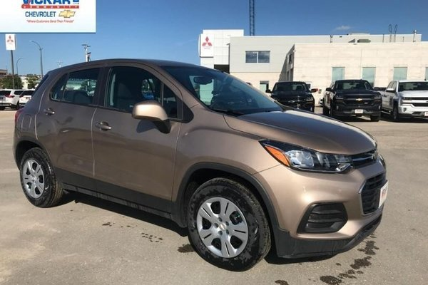 2018 Chevrolet Trax LS  - $159.64 B/W
