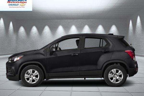 2018 Chevrolet Trax LS  - Bluetooth - $156.96 B/W