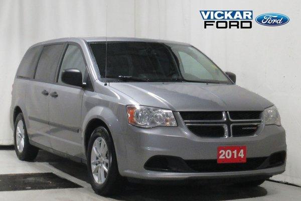 2014 Dodge Grand Caravan SXT 7 Passenger
