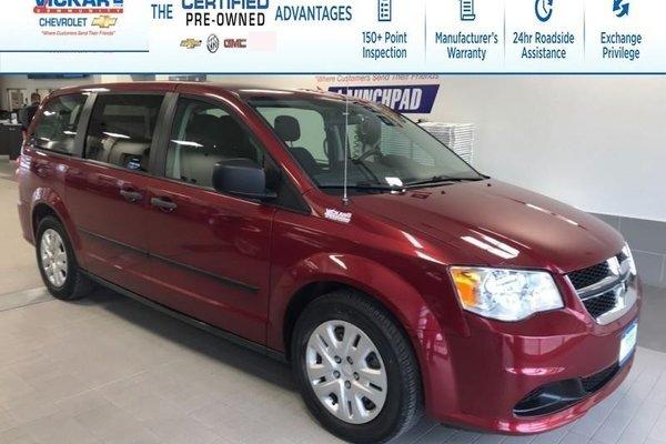 2016 Dodge Grand Caravan SXT  - $129.05 B/W