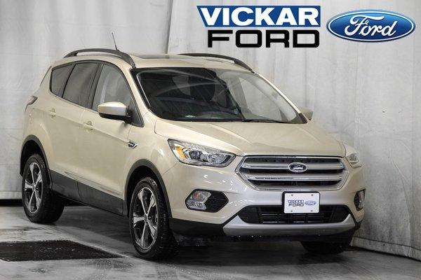 ford escape sel white gold  sale