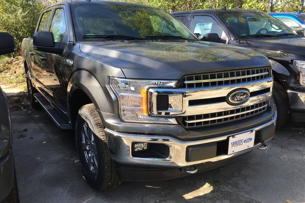 2018 Ford F150 4x4 - Supercrew XLT - 145