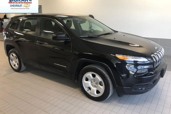 2016 Jeep Cherokee Sport  - Bluetooth -  Power Windows - $178.83 B/W
