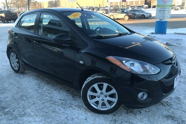 2011 Mazda Mazda2 - $99.78 B/W
