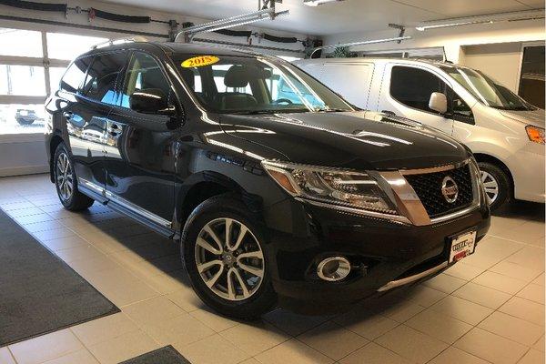 2015 Nissan Pathfinder SL DUAL SUNROOF*NAVI*