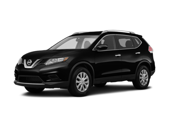 2016 Nissan Rogue AWD CC00