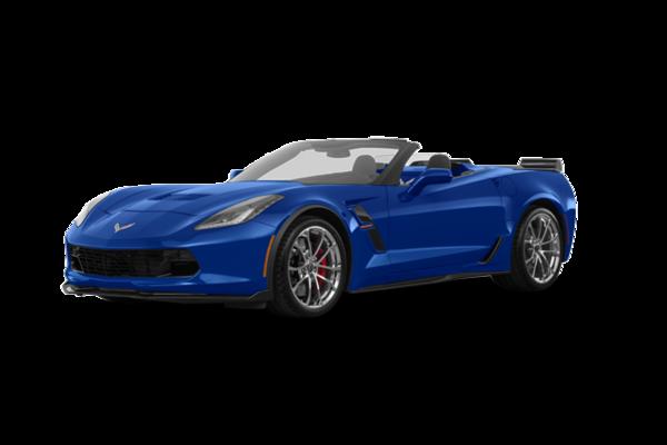 2017 Chevrolet Corvette Convertible Grand Sport 3LT