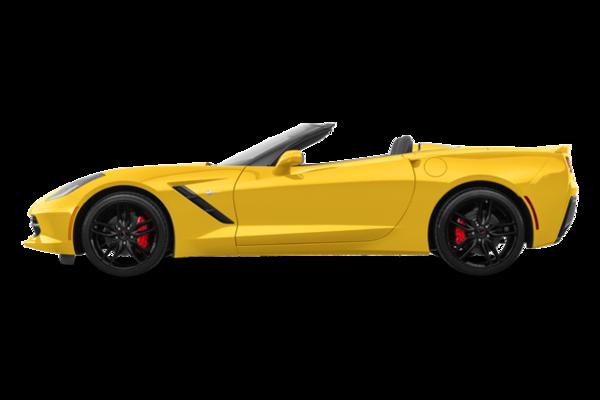2017 Chevrolet Corvette Convertible Stingray 2LT