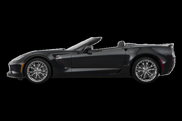 2017 Chevrolet Corvette Convertible Z06 1LZ
