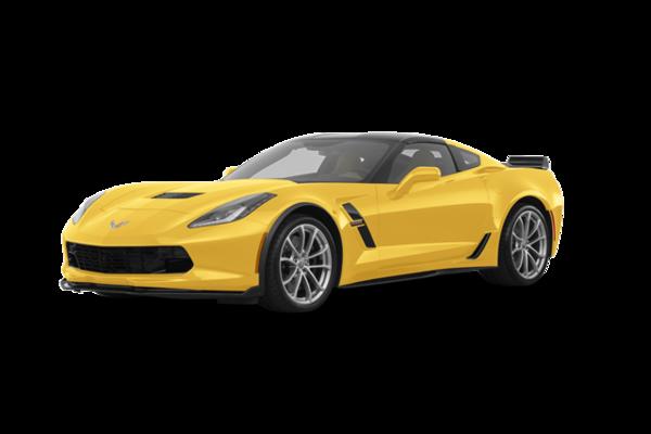 2017 Chevrolet Corvette Coupe Grand Sport 3LT