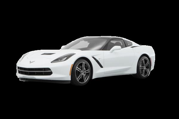 Chevrolet Corvette Coupé Stingray 2LT 2017