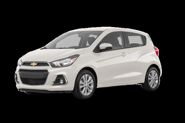 2017 Chevrolet Spark 1LT