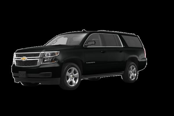 2017 Chevrolet Suburban LT