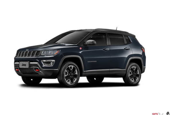 Jeep tout nouveau Compass TRAILHAWK 2017
