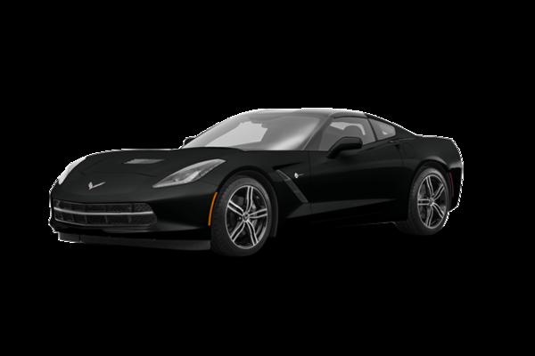 2018 Chevrolet Corvette Coupe Stingray 2LT
