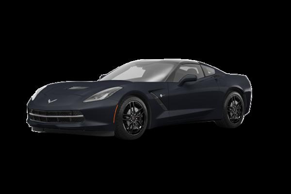 2018 Chevrolet Corvette Coupe Stingray Z51 1LT