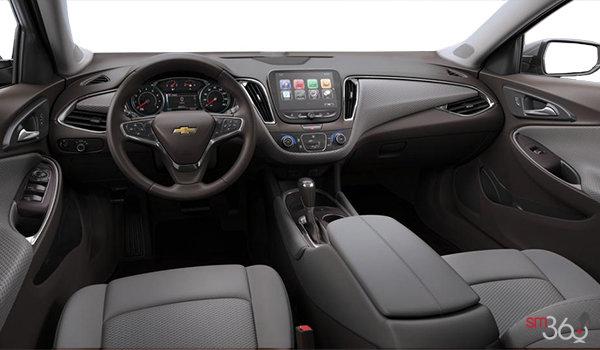 Chevrolet Malibu Lt Tissu Atmosphere Fonce Gris Cende Tableau Bord