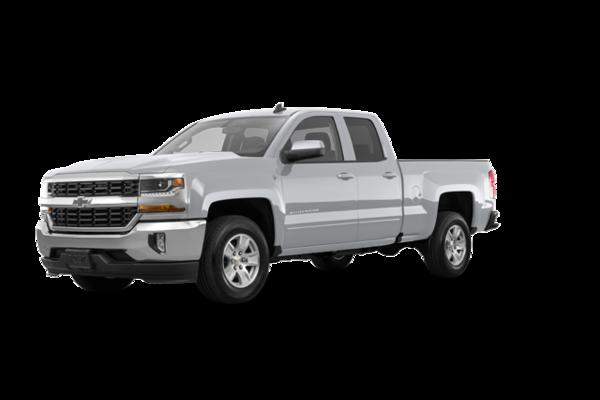 2018 Chevrolet Silverado 1500 LT 1LT