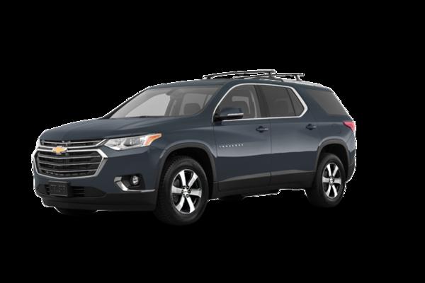 2018 Chevrolet Traverse LT TRUE NORTH