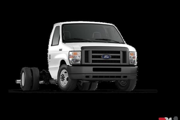2018 Ford E-Series Cutaway Van Cutaway E-450 DRW