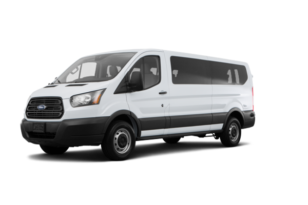 2018 Ford Transit 350 Wagon XL - 148 WB - Medium Roof - Sliding Pass.side Carg