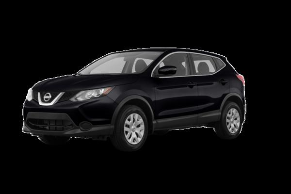 2018 Nissan Qashqai S FWD 6sp