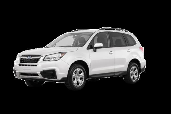 Subaru forester 2018 release date
