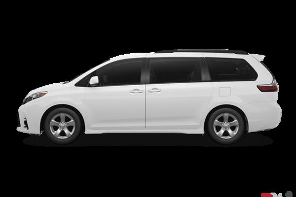 2018 Toyota Sienna BASE