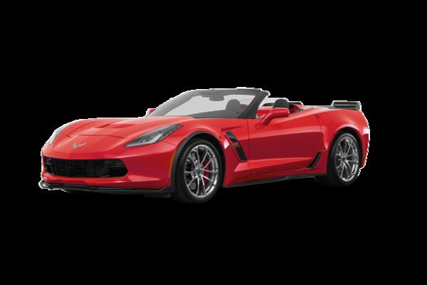 2018 Chevrolet Corvette Convertible Grand Sport 1LT