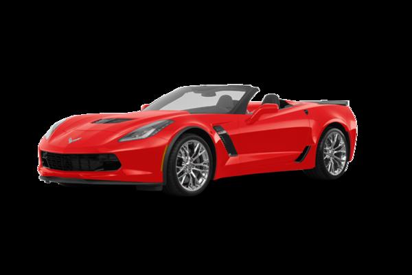 2018 Chevrolet Corvette Convertible Z06 2LZ