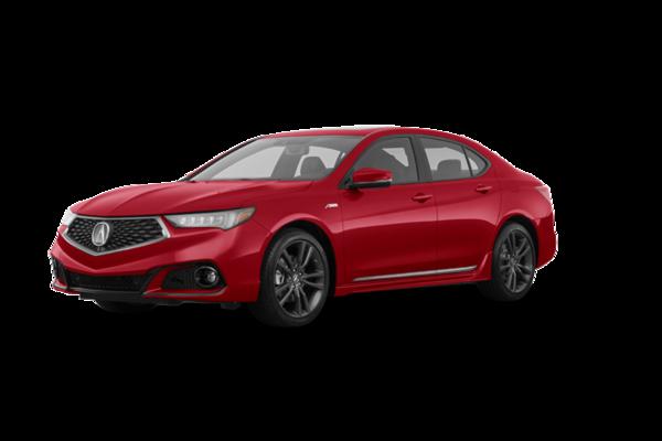 Acura TLX SH-AWD ELITE A-SPEC 2019