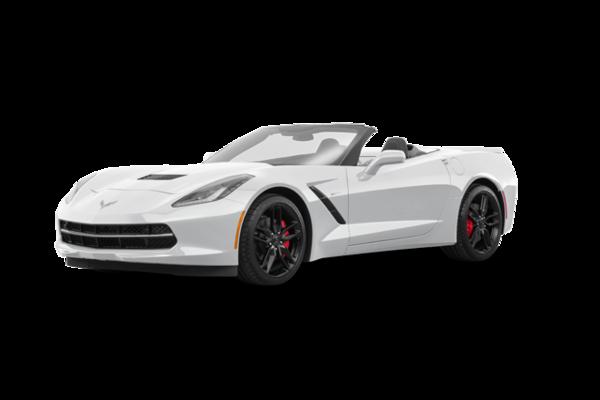 Chevrolet Corvette Cabriolet Stingray Z51 2LT 2019