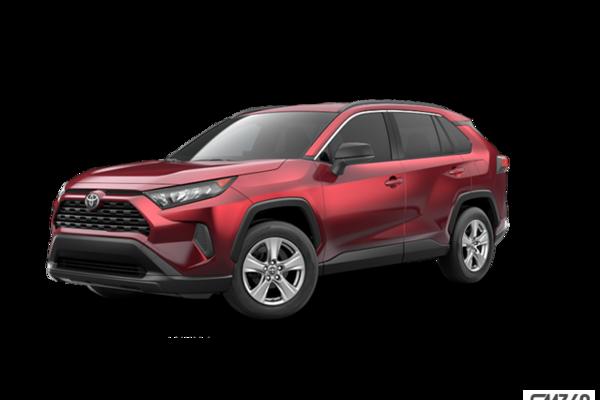 2019 Toyota RAV4 AWD LE