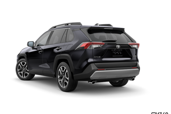 2019 Toyota Rav4 Awd Trail From 40 605 Chasse Toyota Montreal