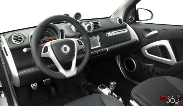 smart fortwo coup brabus 2013 22 195 groupe beaucage. Black Bedroom Furniture Sets. Home Design Ideas
