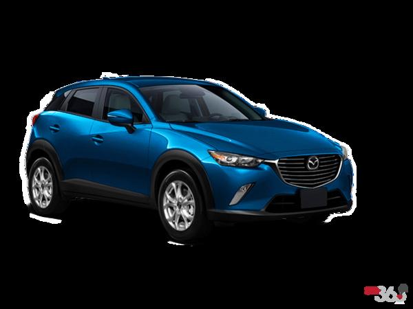 Mazda cx 3 gx 2016 a 22 790 mazda de magog for Mazda 3 exterior colors