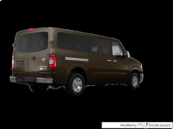 2016 nissan nv passenger 3500 sv for sale in coquitlam morrey nissan. Black Bedroom Furniture Sets. Home Design Ideas