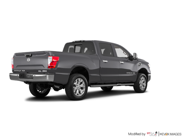 Nissan Titan XD Gas 2016