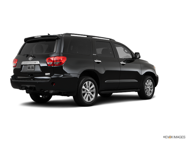 Toyota Sequoia 2016