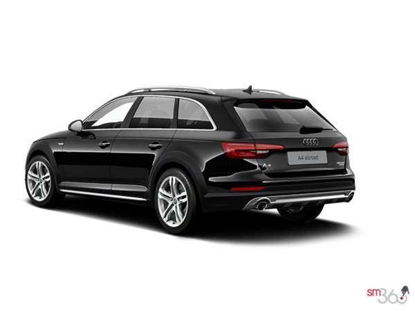AudiA4 allroadKOMFORT2017 - Glenmore Audi