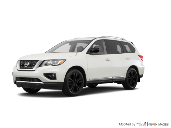 2017 Nissan Pathfinder Midnight Edition For Sale In