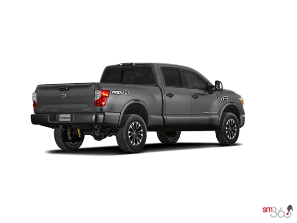 Nissan Titan XD Diesel 2017