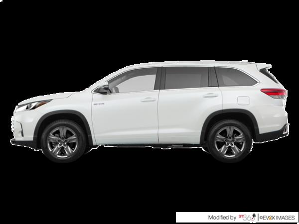 Toyota Highlander Hybrid 2017
