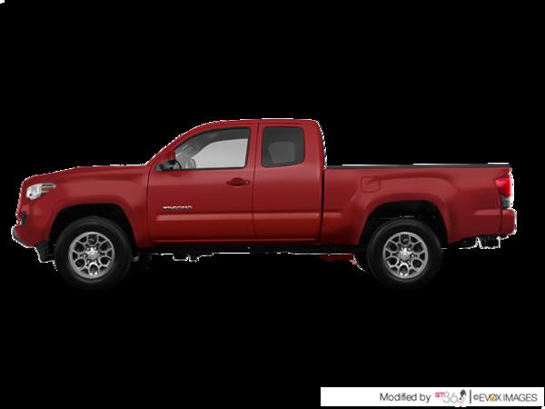 Toyota Tacoma 2017