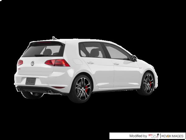Volkswagen Golf GTI 5-door 2017